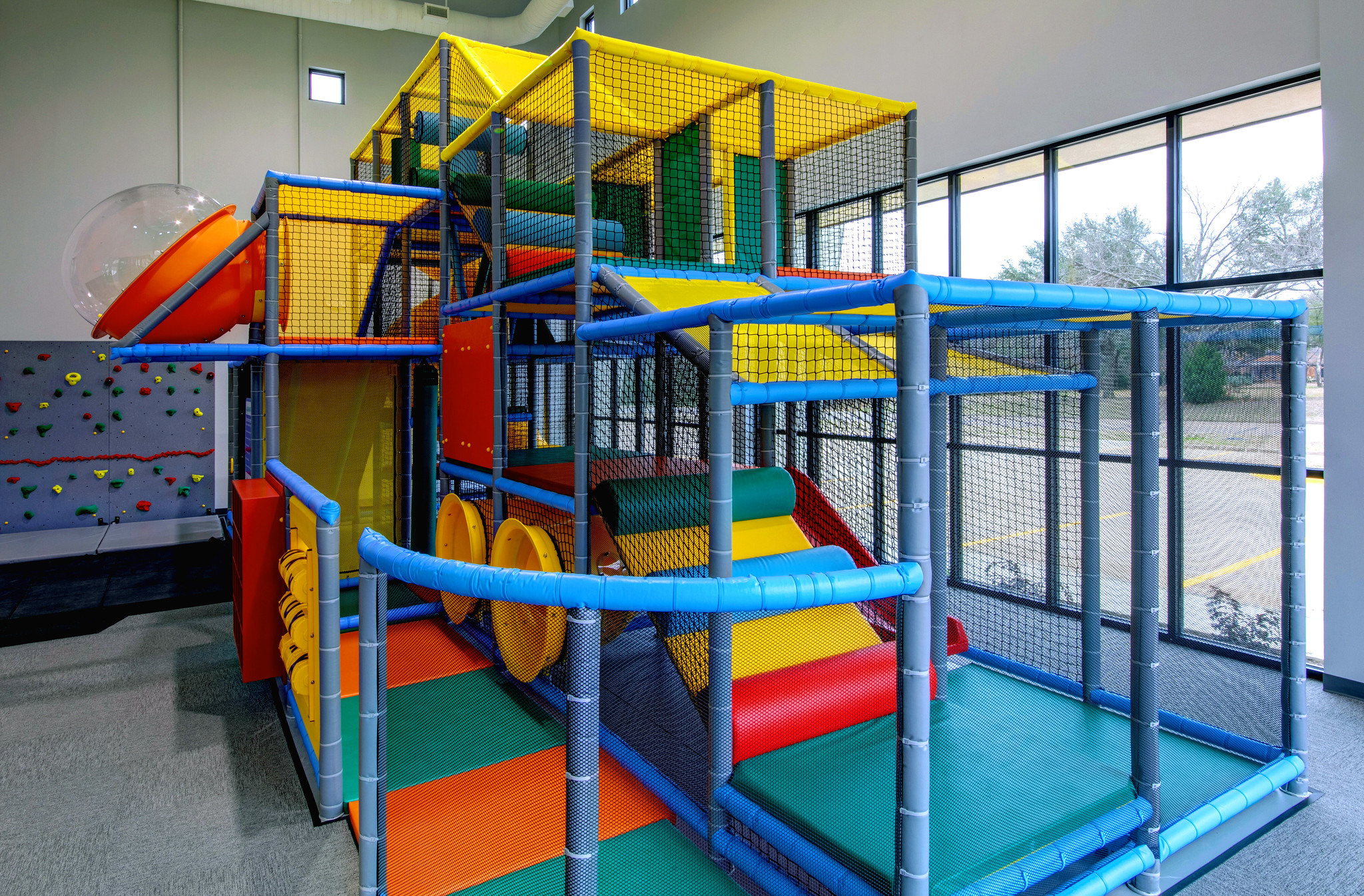 Tabernacle Baptist indoor playground