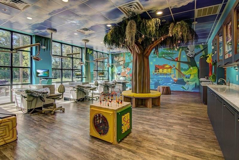 Summerville Pediatric Dental office