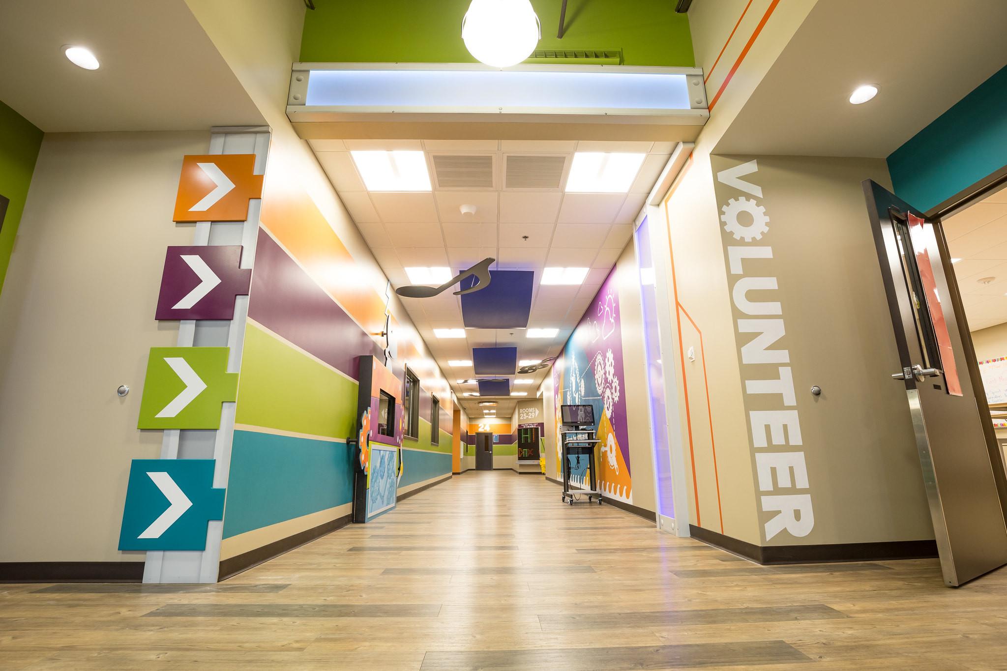 Scottsdale Bible Church hallway
