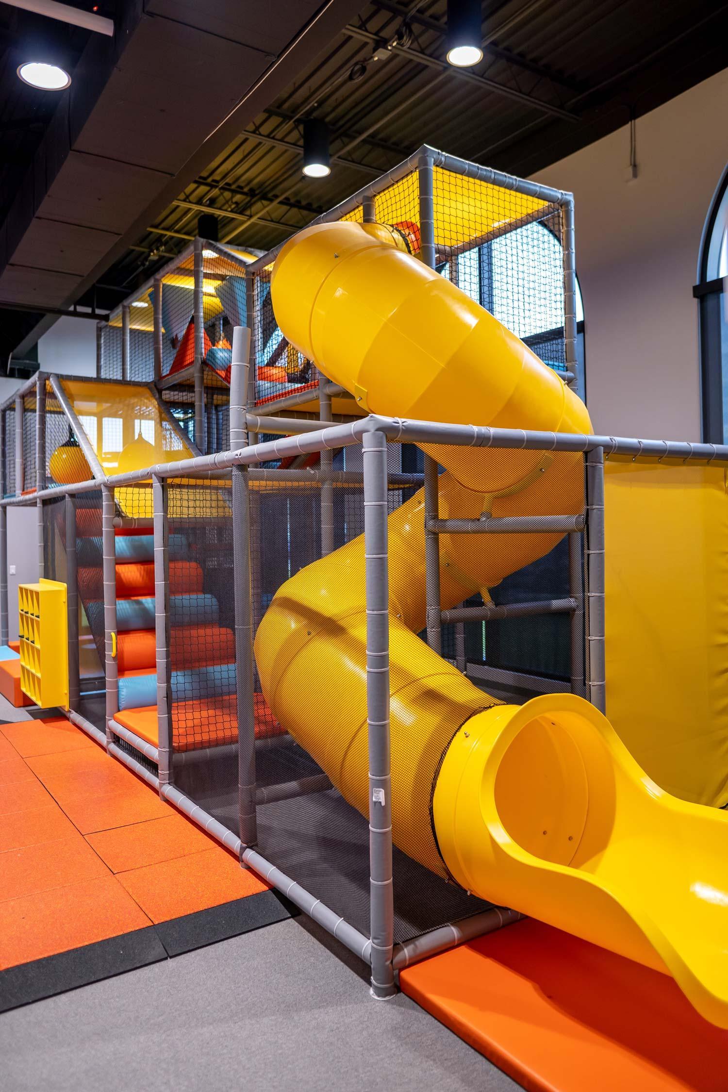 Inspire Church indoor playground