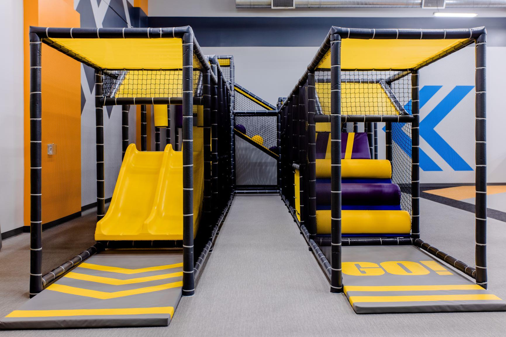 Redemption Church indoor playground